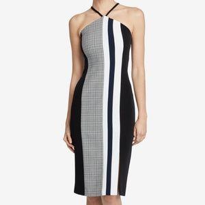 RACHEL Rachel Roy Hailey Colorblocked Dress